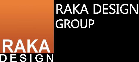 Raka Design Retina Logo