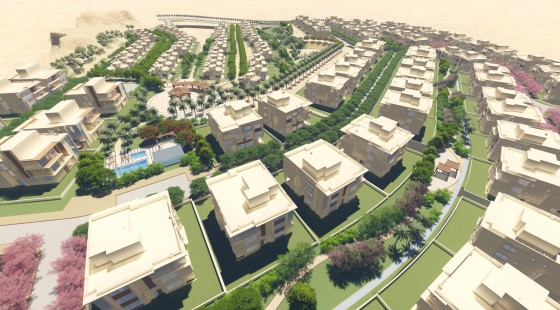 Pyramids Heights Residences