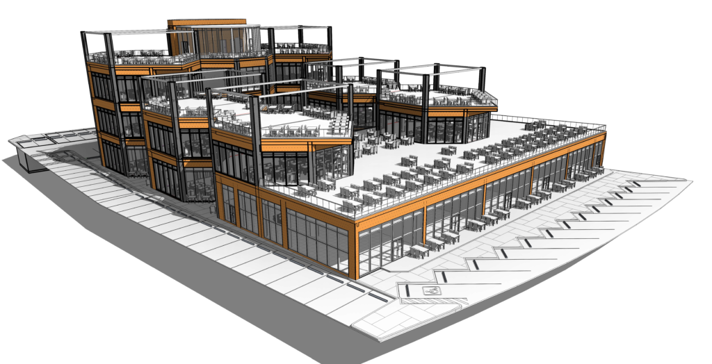 Rakadesign BIM project
